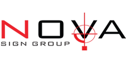 NOVA Sign Group logo